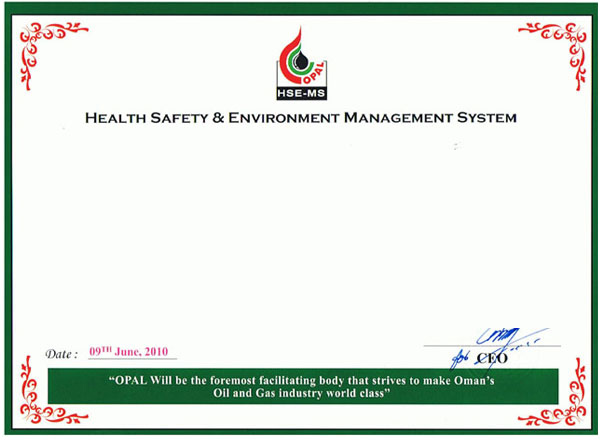 AL Sarooj Safety Services